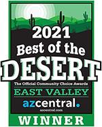 Best of the Desert East Valley