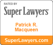Patrick R. MacQueen SuperLawyer Logo